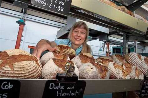 Handmade Bakery Slaithwaite - family and health baking co operative puts the into