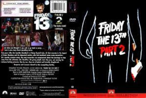 Friday The 13th The 2dvd Dvd Covers Custom Lafe Fredbjornson