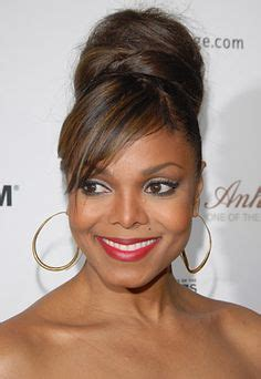 janet jackson long layered hairstyles from the 80 and 90 janet jackson world janet jackson 80s pinterest
