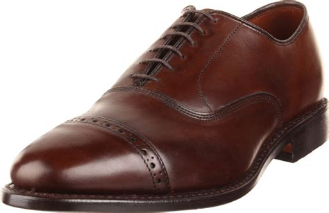 allen edmonds oxford shoes allen edmonds mens fifth avenue cap toe oxford in brown