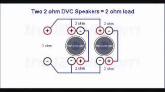 2 2 ohm dvc wiring diagram sysmaps
