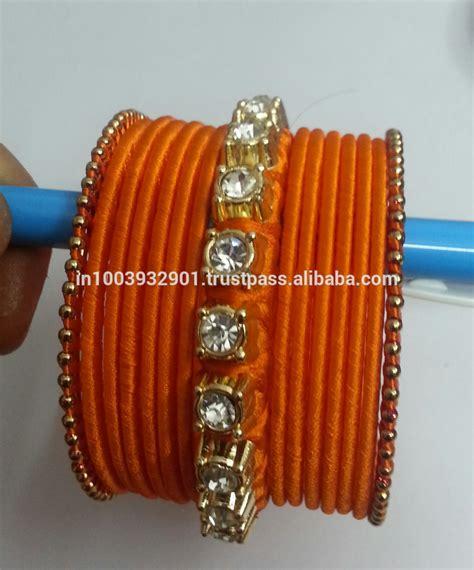 Bangles Designs Handmade - indian wholesale silk thread bangles with buy