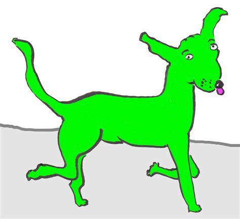 green puppy green jemima kingsley
