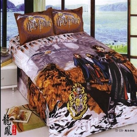 harry potter bed sheets popular harry potter quilt cover buy cheap harry potter