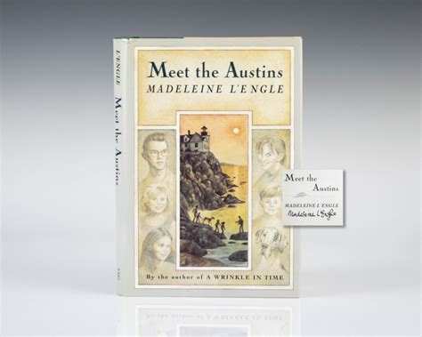 Meet The Austins Madeleine L Engle First Edition Signed
