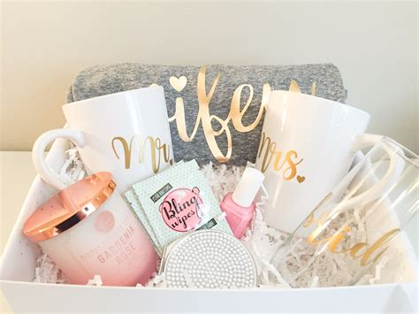 bridal shower gift ideas from bridesmaid material gifts for the to be