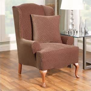 Inexpensive Wing Chairs Wing Chair Slipcovers September 2011 If Finding The Best