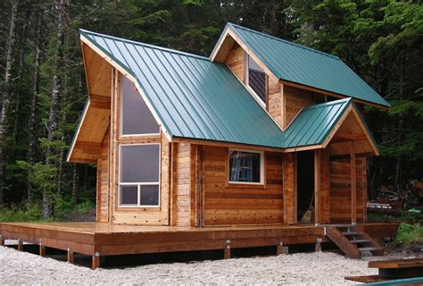 micro cabin kits cedar cabins pan abode cedar homes