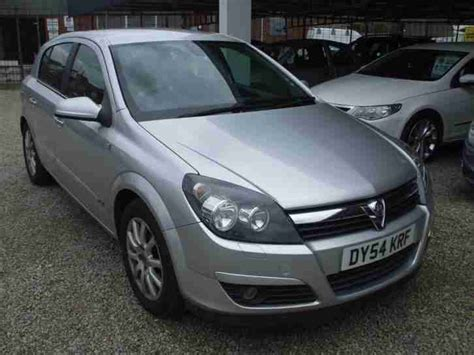 vauxhall opel astra 1 7cdti 16v 2004 5my design car for sale