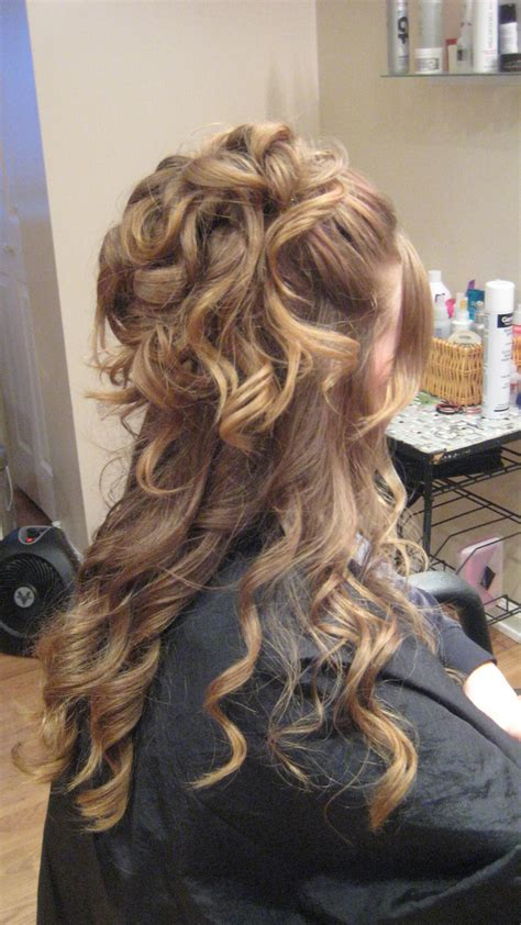 occasion hairstyles down half up and half down updos and special occasion