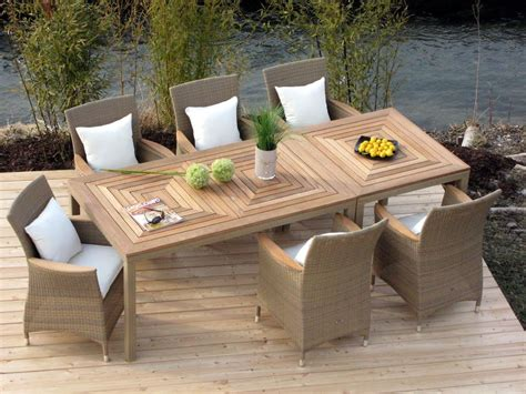 classic line natur 8 teilig teak top www via sports