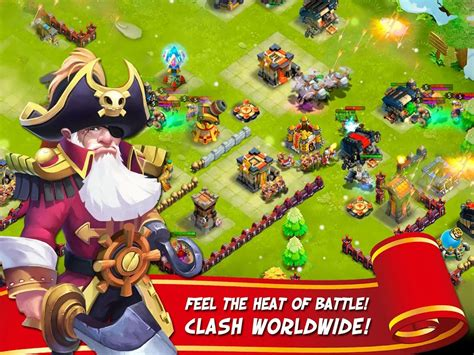 download game castle clash mod apk data castle clash v1 4 1 mod online android apk data download