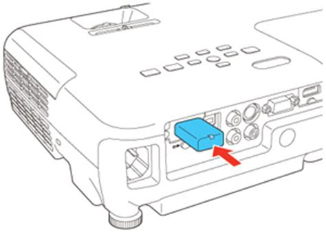 Optional Wireless Lan Unit Epson Elpap 10 epson ex5220 ex series projectors support epson us