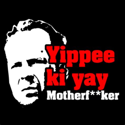 Movie Quotes Yippee Ki Yay | die hard christmas quotes quotesgram