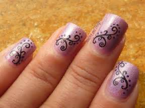 nailart and things holo hestia curvy indian nail art