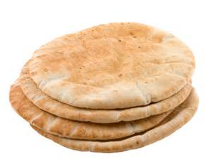 pita bread nutrition information eat this much