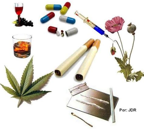 las drogas en la adiccion a las drogas todo sobre adiciones efectos caracteristicas etc