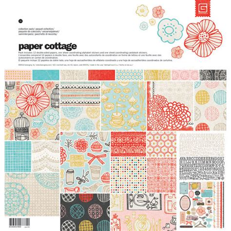 Paper Cottage by Basicgrey Clippings Paper Cottage Hop