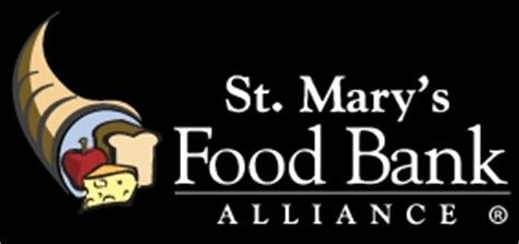 St Marys Food Pantry by St S Food Bank Alliance Benefits From Embassy Suites