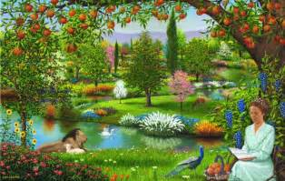 o 249 233 tait situ 233 le jardin d paradis terrestre
