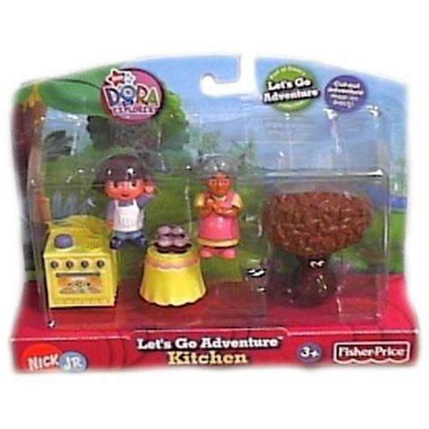 368 Best Images About Toys Games Action Toy Figures The Explorer Kitchen Set