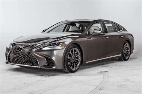 lexus ls colors 2018 lexus ls 500 interior colors autosduty