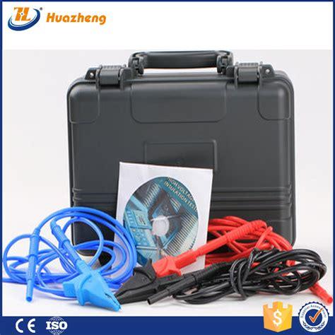 Insulalion Megohm Tester Resistance high quality insulation megohm tester resistance meter