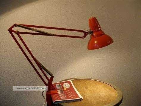 schreibtischle leuchte gelenkle scherenle 70er - Len 70er Design