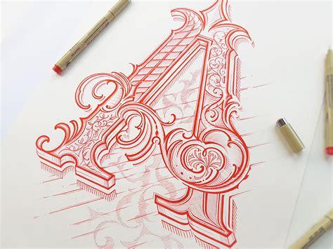 hand lettering iii on behance
