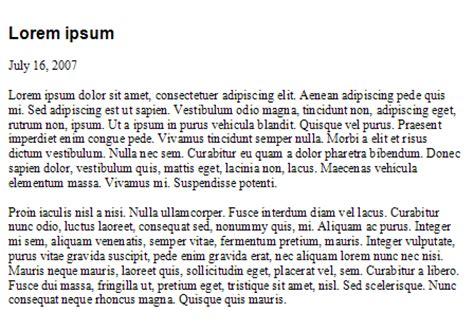Lorem Ipsum Text Vorlage Lorem Ipsum Sle