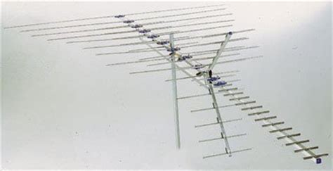 tv  radio antennas