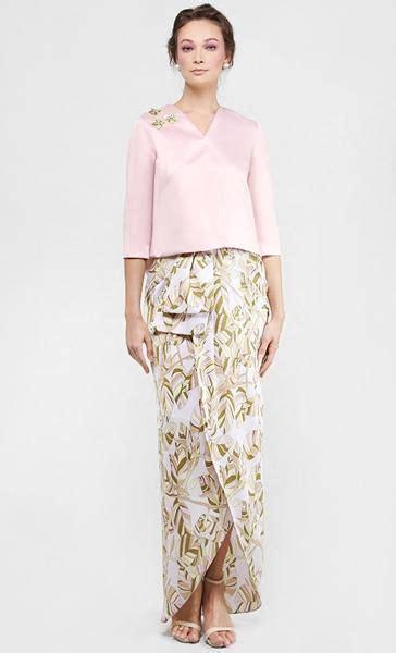best 25 baju kurung ideas on kebaya muslim
