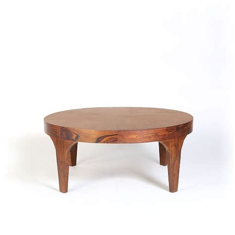 aiden wood coffee table west elm