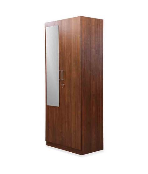 Nilkamal Wardrobe Purchase nilkamal melbourne 2 door wardrobe buy at best