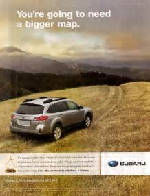 Subaru Ad Subaru Advertising Photographs Page 3