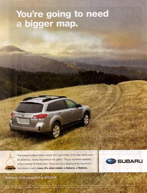 subaru commercials subaru advertising photographs page 3