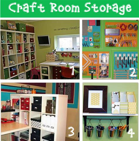 how to organize a craft room craft room storage before and after tip junkie