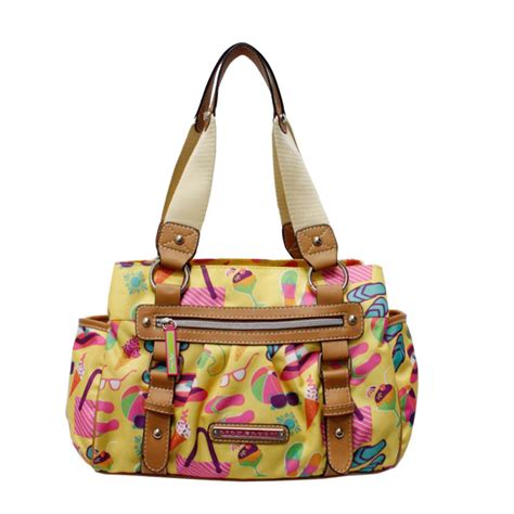 lily bloom triple section satchel lily bloom women s triple section handbag beach days