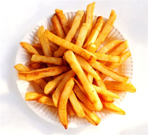 Frecnh Fries find out how your favorite type of fry reveals a