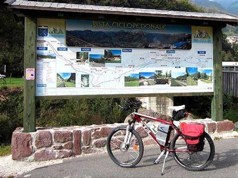della valsassina cing spiaggia abbadia lariana ciclo turistico