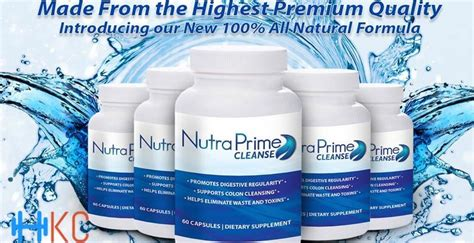 Nutra Cleanse Detox by Nutra Prime Cleanse Reviews Does It Really Work