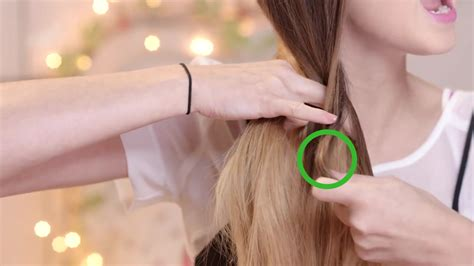 make a fishtail braid wikihow 4 ways to make a fishtail braid wikihow