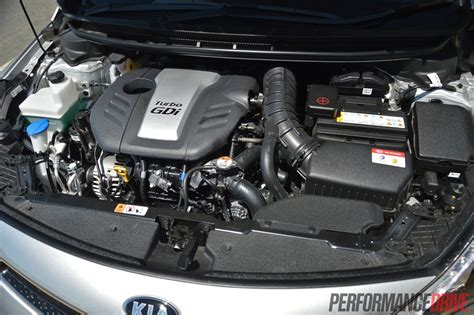 Kia Turbo Engine 2014 Kia Cerato Koup Turbo Review Performancedrive