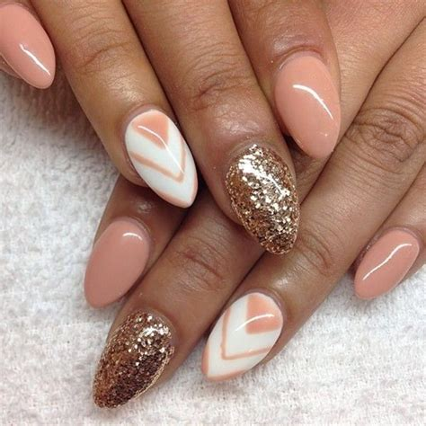almond nails look of almond nails and 30 must try almond nail designs