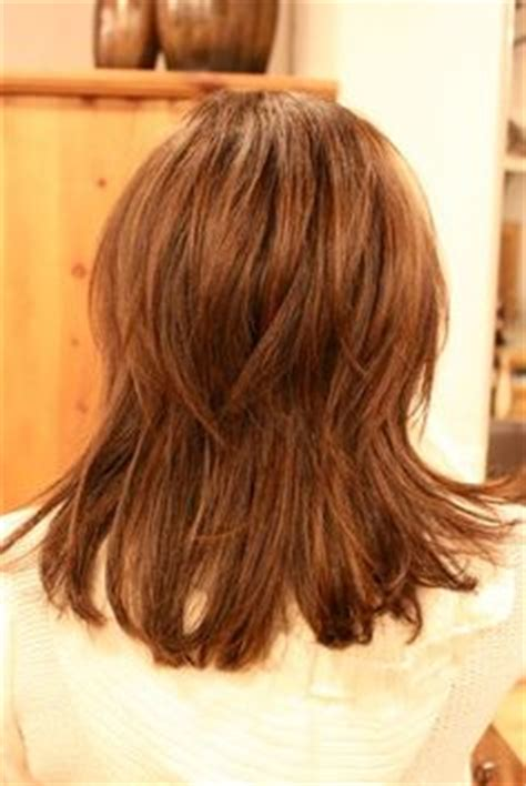 images of four equal layers haircut feathered layered hairstyles length hairstyles for oval