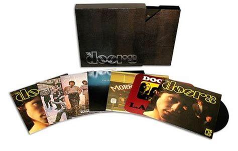 The Doors Box Set Vinyl soundbard bruce botnick on the perception of surround
