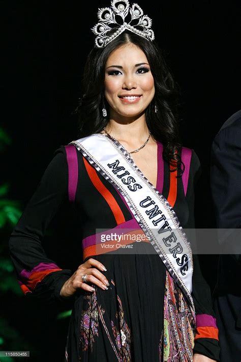 Miss Universe 2007 Contestant   miss universe 2007 miss japan riyo mori is crowned miss