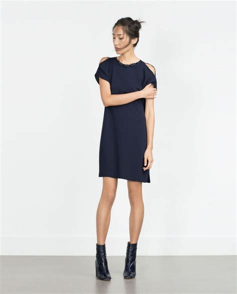 Dress Zara Tile 20 summer dresses to make your date all flare