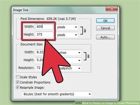 adobe photoshop tutorial resize image how to resize an image in adobe photoshop 7 steps with