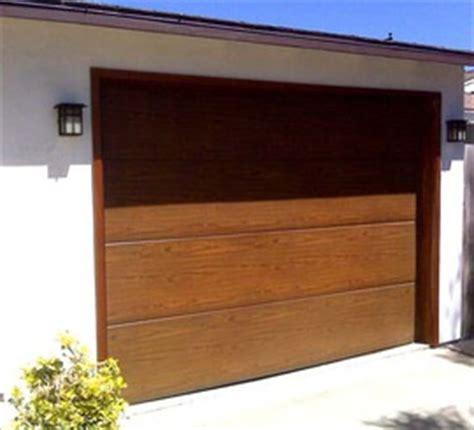 Hildebrandt Industries Flush Panel Flush Panel Garage Door